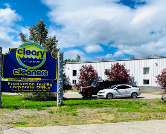 Cleary Cleaners processing plant